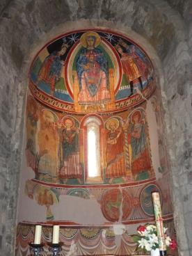 Pantocrator de Santa Maria de Taüll