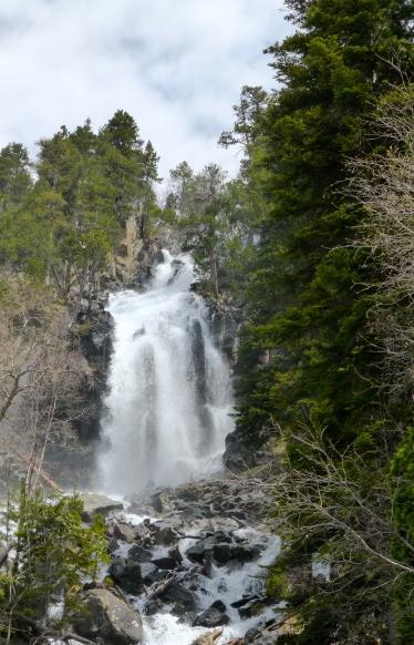 Cascada de Ratera. Parc Nacional d'Aigüestortes
