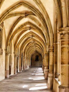 Claustre de la catedral de Trèveris