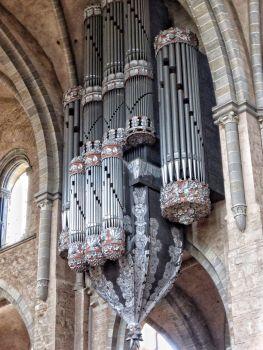 interior de la Catedral de Trèveris