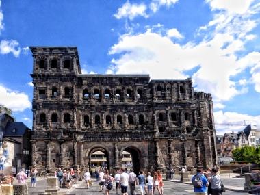 Porta Nigra romana de Trèveris