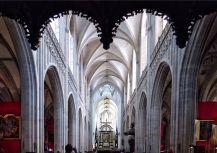 Interior de la Catedral d'Anvers
