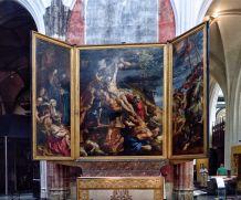 """Rubens. """"L'elevació de la Creu"""" (1610)"""